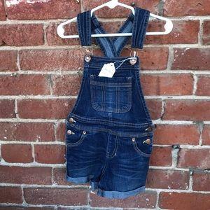 4T Jordache Overall Shorts